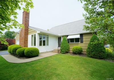 Cambria Single Family Home Pending: 5805 Townline Road