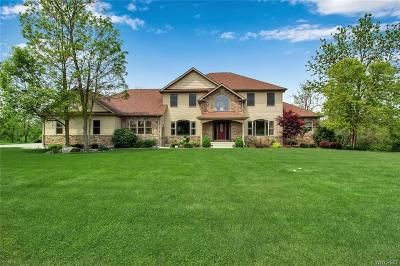 Niagara County Single Family Home A-Active: 6370 Bear Ridge Road