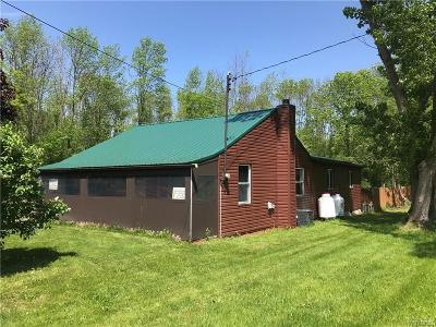 Orleans County Single Family Home A-Active: 3 Brown Avenue