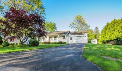 Wilson Single Family Home P-Pending Sale: 64 East Galewood Drive