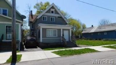 Buffalo Single Family Home For Sale: 189 Dodge Street