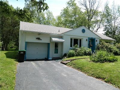 Grand Island Single Family Home For Sale: 2471 Stony Point Road
