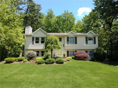 Orchard Park Single Family Home U-Under Contract: 94 Old Orchard Lane