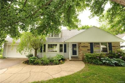 Hamburg Single Family Home U-Under Contract: 6078 McKinley Parkway