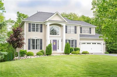 Orchard Park Single Family Home For Sale: 48 Breezewood Drive