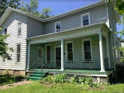 Orleans County Single Family Home C-Continue Show: 526 West Center Street