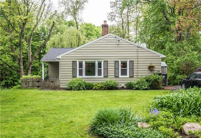 Orchard Park Single Family Home A-Active: 51 Larned Lane