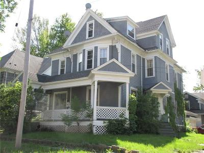 Niagara County Multi Family 2-4 P-Pending Sale: 94 Cottage Street