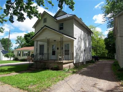 Niagara County Multi Family 2-4 U-Under Contract: 57 Adam Street