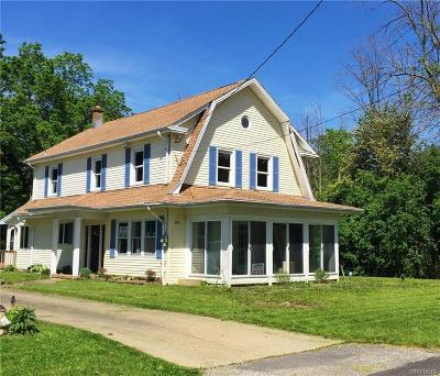 Orleans County, Monroe County, Niagara County, Erie County Single Family Home A-Active: 1934 Crescent Terrace