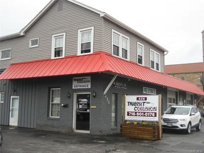 Erie County Commercial A-Active: 426 Abbott Road