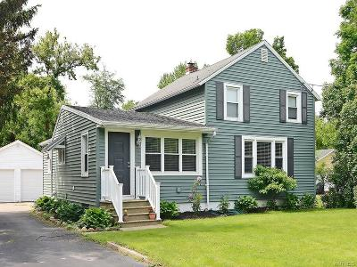 Orchard Park Single Family Home U-Under Contract: 5031 Armor Duells Road