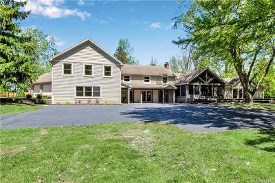 Orleans County, Monroe County, Niagara County, Erie County Single Family Home A-Active: 5072 Old Goodrich Road
