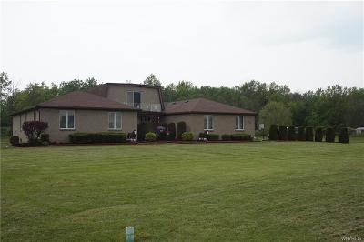 Niagara County Single Family Home A-Active: 7014 Shawnee Road