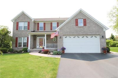 Niagara County Single Family Home A-Active: 442 Rivermist Court