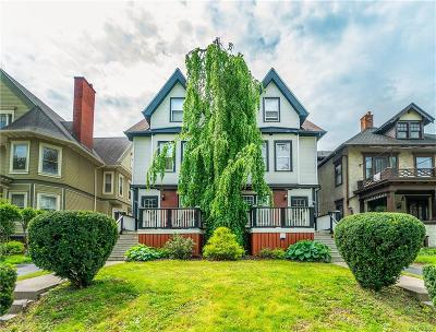 Buffalo Single Family Home For Sale: 661 Lafayette Avenue