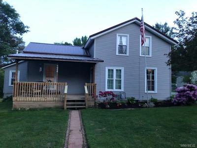 Warsaw Single Family Home Active Under Contract: 1086 W Buffalo Street
