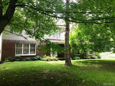 Orchard Park Single Family Home U-Under Contract: 160 Highland Avenue