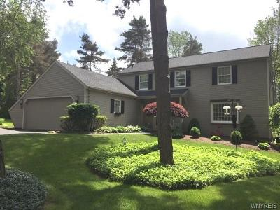 Orchard Park Single Family Home U-Under Contract: 39 Tanglewood Drive West