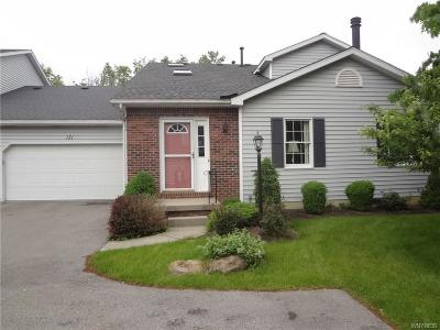 Orchard Park Condo/Townhouse U-Under Contract: 171 Stepping Stone Lane