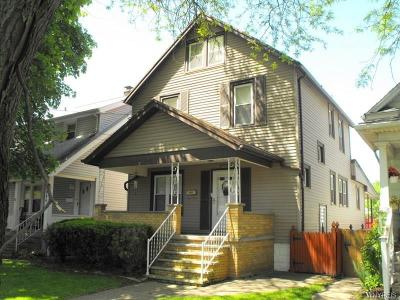 Niagara Falls Single Family Home Pending: 2450 Linwood Avenue