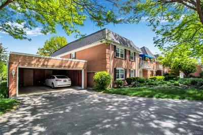 Amherst NY Condo/Townhouse U-Under Contract: $184,900