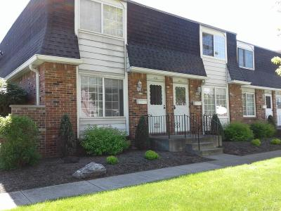 Williamsville Single Family Home For Sale: 150 S Union Road #115