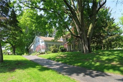 Orleans County Single Family Home A-Active: 3204 North Gravel Road