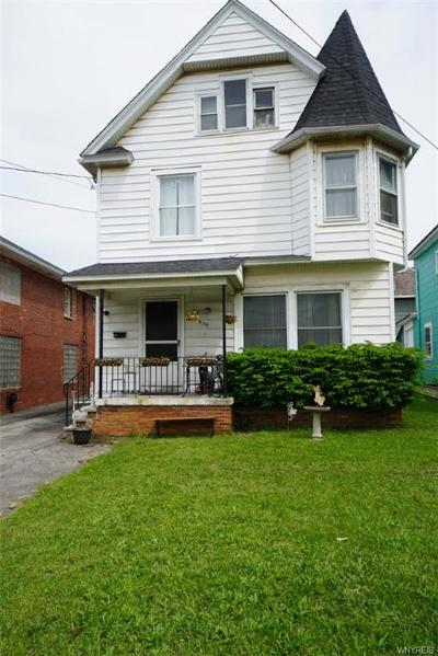 Niagara County Single Family Home A-Active: 339 West Avenue