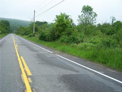 Erie County Residential Lots & Land A-Active: 5 Acres Center Line Road