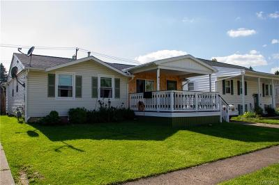 Cheektowaga Single Family Home A-Active: 34 Mayberry Drive West