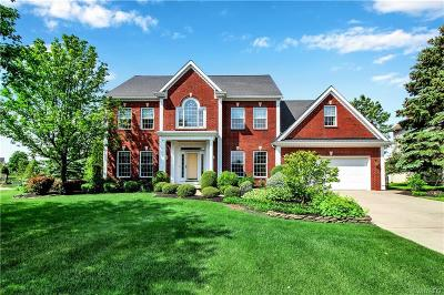Erie County Single Family Home A-Active: 8227 Golden Oak Circle