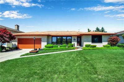 Cheektowaga Single Family Home For Sale: 308 Pine Ridge Road