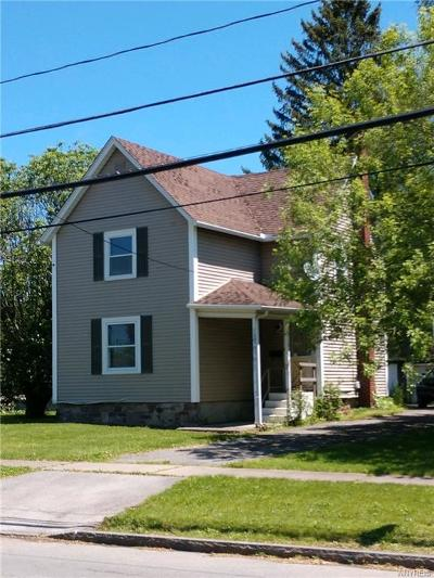 Orleans County Single Family Home A-Active: 142 State Street