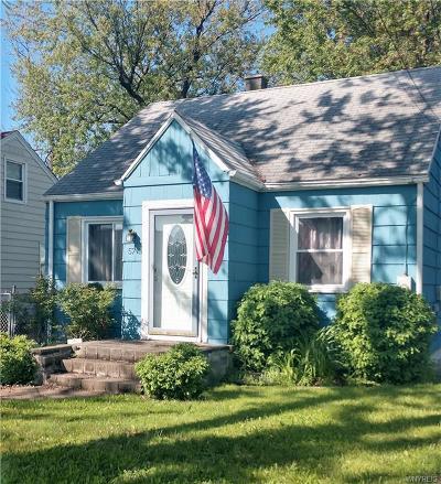 Buffalo Single Family Home For Sale: 57 Seabrook Street