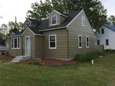 Hamburg Single Family Home P-Pending Sale: 4659 Morgan Parkway