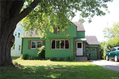 Grand Island Single Family Home For Sale: 1626 Love Road