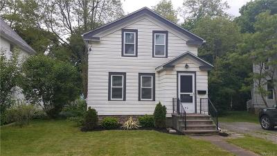 Niagara County Single Family Home A-Active: 42 Spalding Street