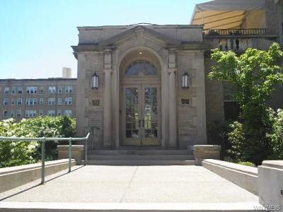 Erie County Condo/Townhouse A-Active: 33 Gates Circle #6F