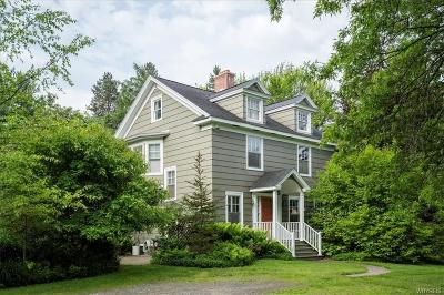 Orchard Park Single Family Home For Sale: 7767 Quaker Road