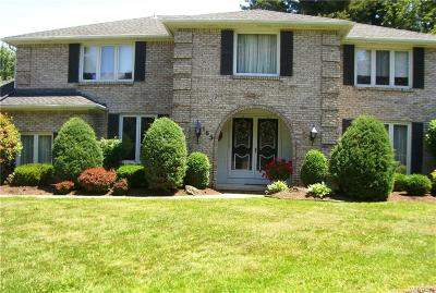 Amherst Single Family Home For Sale: 153 Bramble Court