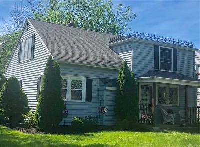 Single Family Home For Sale: 166 Conant Drive