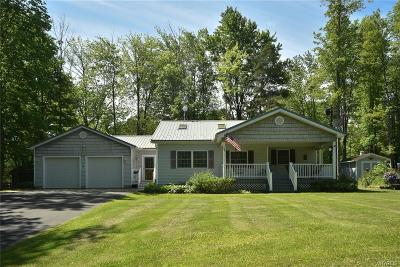 Allegany County, Cattaraugus County Single Family Home A-Active: 8189 Parkside Drive