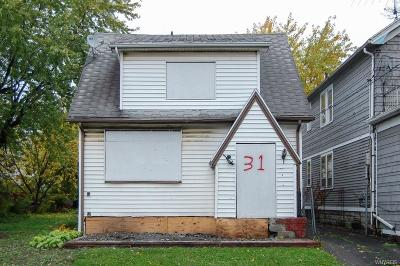 Cheektowaga Single Family Home For Sale: 31 East End Ave