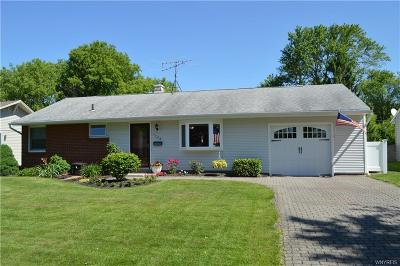 Niagara County Single Family Home A-Active: 1720 Leah Drive