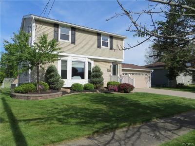 Niagara County Single Family Home A-Active: 203 Brentwood Drive