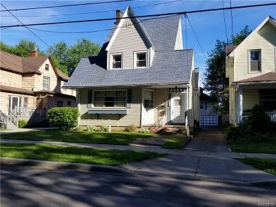 Niagara County Multi Family 2-4 A-Active: 247 Tremont Street