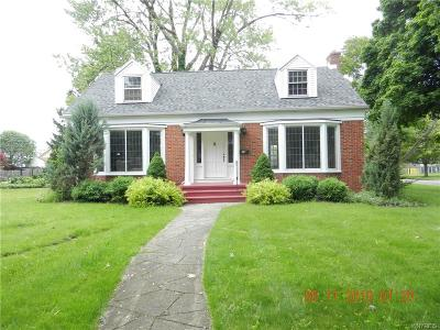 Buffalo Single Family Home Pending: 56 Morgan Road