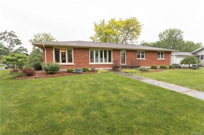 Niagara County Single Family Home A-Active: 26 Eisenhower Drive
