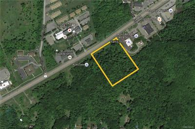 Erie County Residential Lots & Land A-Active: Erie Road